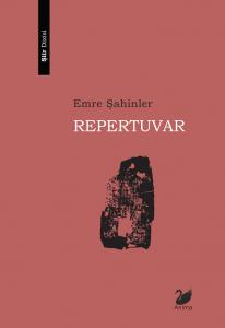 Repertuvar, Emre Şahinler, Anima Yayınları, şiir kitabı, Kasım 2018