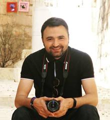 Bilakis adlı şiir kitabının şairi Yıldıray Karasu. Anima Yayınları, 2018.